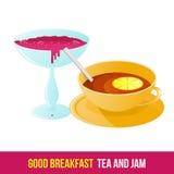 Icono del desayuno gradiente libre illustration