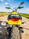Icono del desmodulador - Ducati Imagenes de archivo