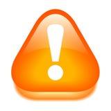 Icono del error Imágenes de archivo libres de regalías