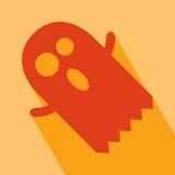 Icono del fantasma Imagen de archivo