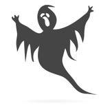 Icono del fantasma Fotos de archivo
