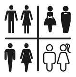 Icono del lavabo fijado en blanco Foto de archivo