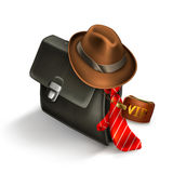 Icono del miembro del Vip Imagen de archivo libre de regalías