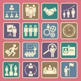 Icono del recurso humano libre illustration