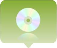 Icono del reproductor multimedia Imagen de archivo libre de regalías