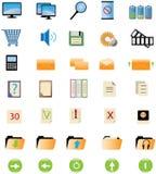 icono del vector 3d Imagen de archivo libre de regalías