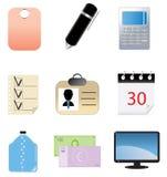 icono del vector 3d Fotos de archivo libres de regalías