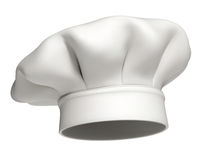 Icono del vector del sombrero del cocinero - aislado Fotos de archivo libres de regalías