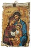 Icono griego Imagen de archivo libre de regalías
