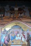 Icono, monasterio Chipre de Kykkos Fotos de archivo libres de regalías