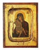 Icono ortodoxo imágenes de archivo libres de regalías