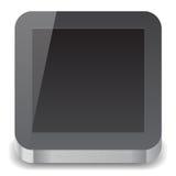 Icono para el ordenador de la tablilla Fotos de archivo