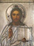 Icono religioso Imagen de archivo libre de regalías