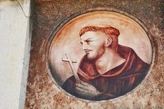 Icono religioso Fotografía de archivo libre de regalías