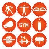 Iconography Stock Image