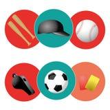 Iconography Stock Photo