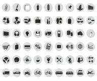 Iconos Fotografía de archivo
