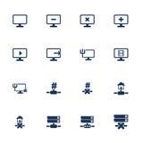 Iconos Imagen de archivo
