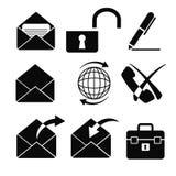 Iconos 6 Imagen de archivo