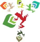 Iconos de Eco ilustración del vector