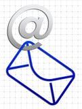 Iconos de la comunicación Stock de ilustración