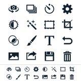 Iconos de la fotografía