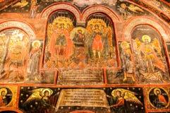 Iconos de la iglesia de Arbanasi Foto de archivo