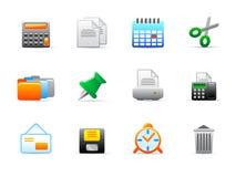 Iconos de la oficina