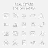 Iconos 2 de las propiedades inmobiliarias