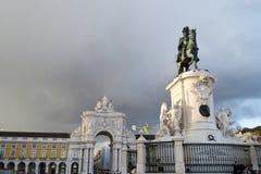 Iconos de Lisboa y de x28; Portugal& x29; Fotos de archivo libres de regalías