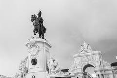 Iconos de Lisboa y de x28; Portugal& x29; Imagen de archivo libre de regalías