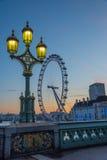 Iconos de Londres Fotos de archivo