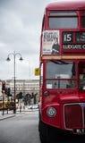 Iconos de Londres Foto de archivo libre de regalías
