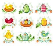 Iconos de Pascua.