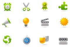 Iconos de Philos - conjunto 9 | Icono del Internet Fotos de archivo