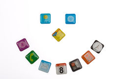 Iconos del App Imagenes de archivo