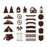 Iconos del campo Conjunto de elementos libre illustration