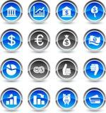 Iconos del dinero.