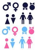 Iconos del género Imagen de archivo