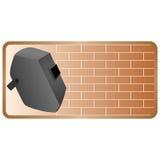 Iconos del industry-3 constructivo Imágenes de archivo libres de regalías