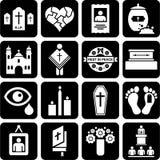 Iconos del RASGÓN Foto de archivo