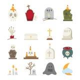 Iconos del rasgón Imagenes de archivo