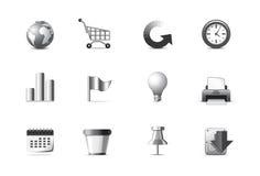 Iconos del Web, 2 Fotografía de archivo libre de regalías