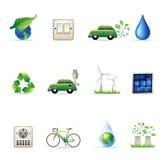 Iconos del Web - ambiente libre illustration