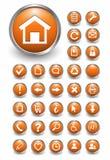 Iconos del Web, botones