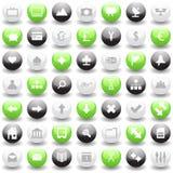 Iconos del Web fijados