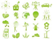 Iconos ecológicos