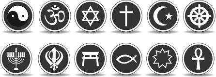 Iconos religiosos Libre Illustration