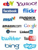 Iconos sociales de los media