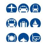 iconoshols2 Royalty Free Stock Image